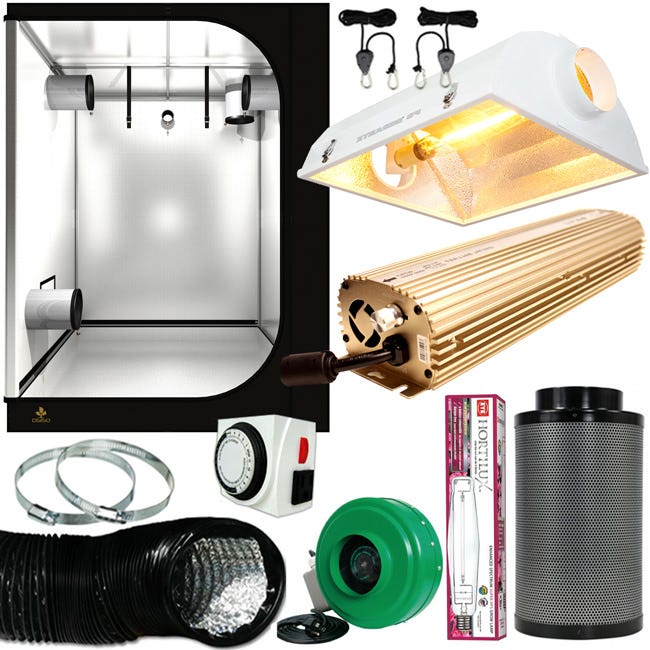 1000w Budget Digital 5 and 39 x 5 and 39 DarkRoom Package