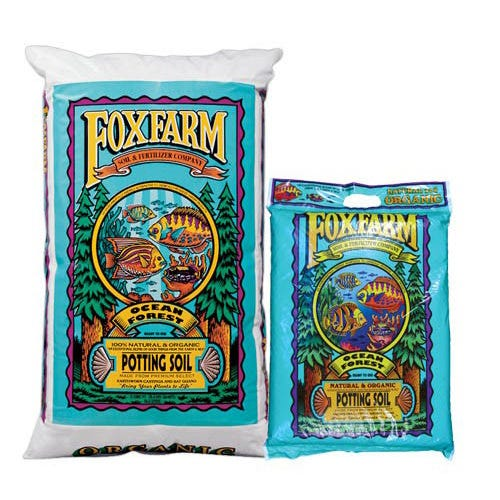 Photograph of FoxFarm Ocean Forest Organic Potting Mix - 1.5 Cu. Ft.