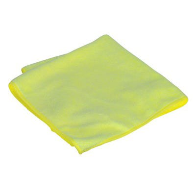 Lamp & Reflector Cleaning Cloth *DISCONTINUED* We are sorry for the inconvenience, this product is no longer available. All light bulbs need to be wiped clean of finger prints after installation. Our micro fiber lamp cleaning cloth is perfect for doing this. Removes finger prints and dust from lamps, glass, light fixtures, etc. Individually packaged Size: 16  x 16  Streak free Scratch free Lint free Ultra soft