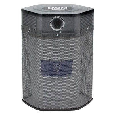 Ona Storm Dispenser -- 225 CFM The ONA Storm is ideal for neutralizing airborne odors in larger facilities such as schools, gymnasiums and office buildings. The ONA Storm, with its adjustable airflow control, evenly distributes ONA for areas up to 10,000 square feet (1,100 square meters). The ONA Storm is specifically designed to be used with ONA Gel 5 gallon size. 225 CFM. The ONA Storm is very practical as it can be set anywhere and has very low power requirements - maxing out at 90 watts.