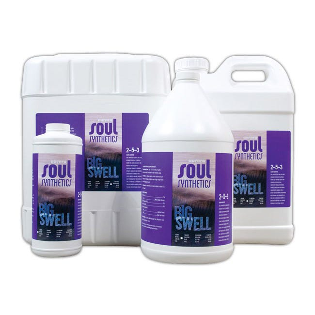 Roots Soul Synthetics Big Swell 2 - 5 - 3 -- 2 5 Gallon
