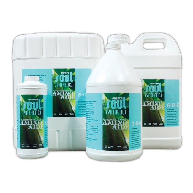 Roots Soul Synthetics Amino Aide 5 - 0 - 0 -- 5 Gallon