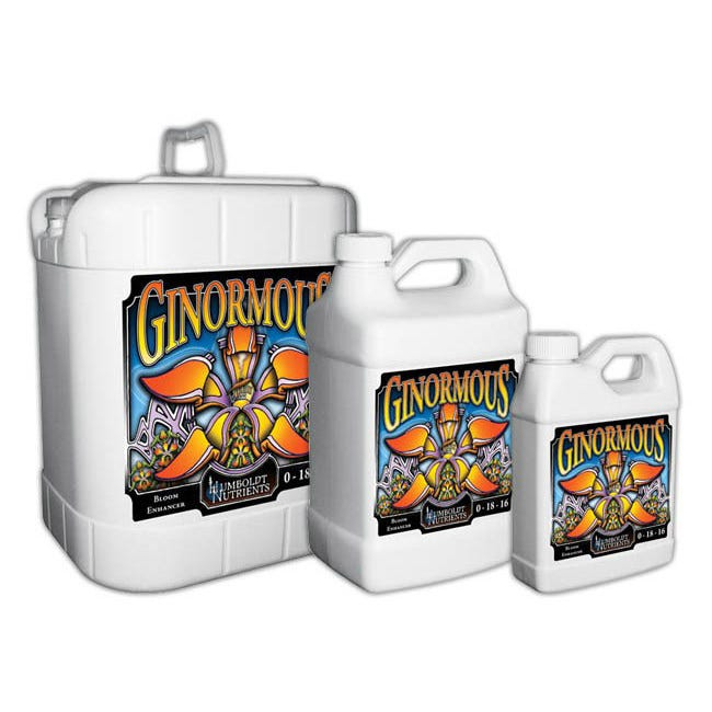 Humboldt Nutrients Ginormous 0 - 18 - 16 -- 5 Gallon