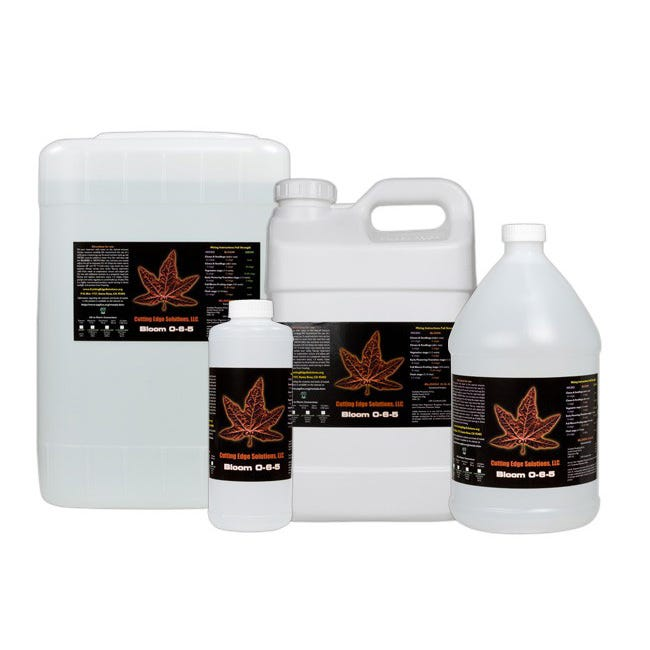 Cutting Edge Solutions Bloom 0-6-5 -- 20 Gallon - Special Order