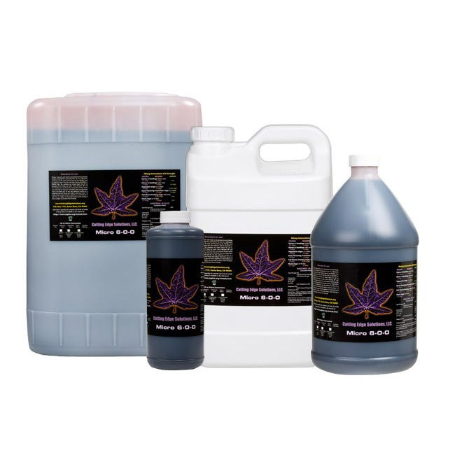 Cutting Edge Solutions Micro 6-0-0 -- 55 Gallon -- Special Order