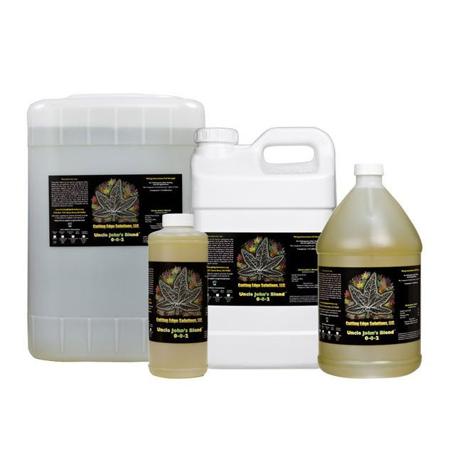 Cutting Edge Solutions Uncle John and 39 s Blend 0-0-2 -- 20 Gallon - Special Order