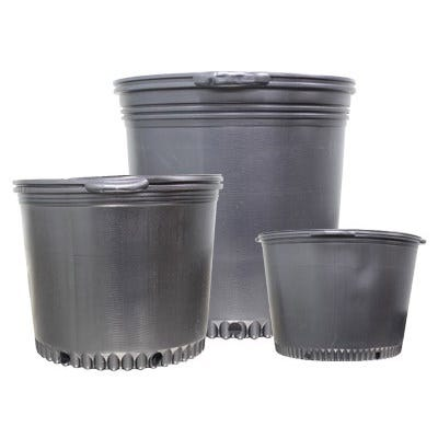 Nursery Pots - Blow Molded -- 300 Gallon