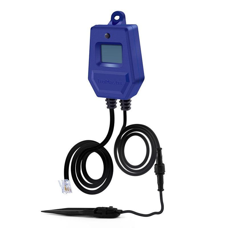 Photograph of TrolMaster Water Detector + Touch Spot for Flood Alert (WD-1) for Aqua-X Irrigation Control System