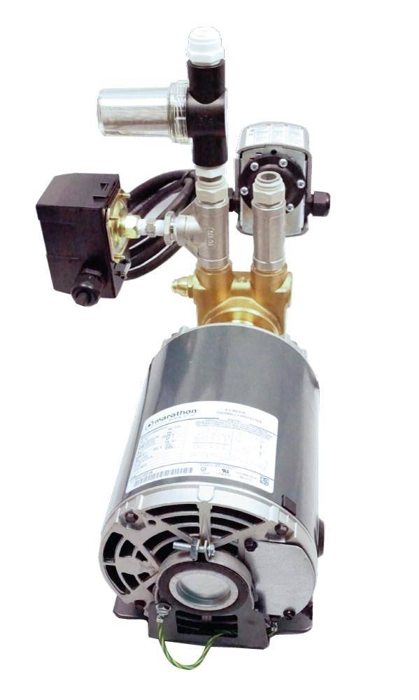 Hydro-Logic Pressure Booster Pump Continuous for Evolution RO 1000 110V