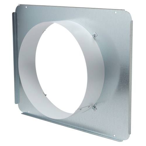 Photograph of Quest Return Air Duct Collar for Overhead Style Dehumidifier