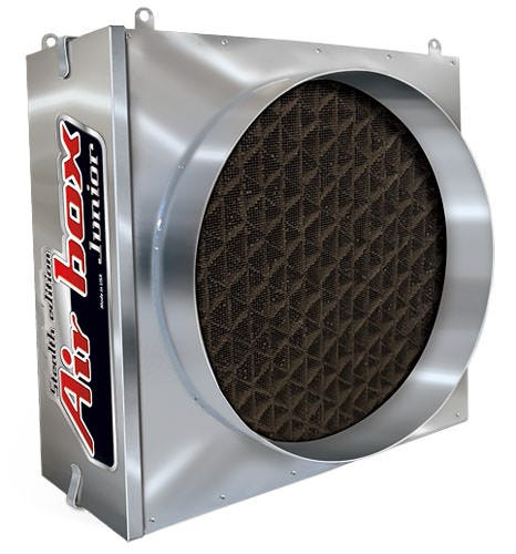 Air Box Jr. Exhaust (Coco) Air Filter Odor Control