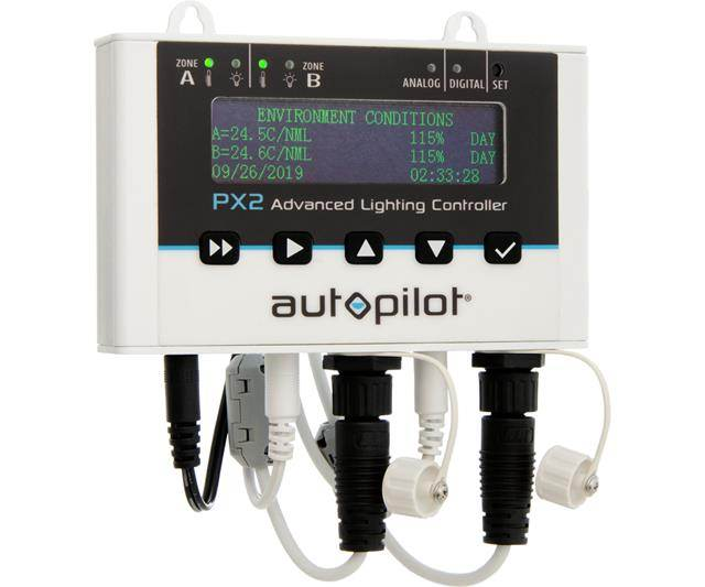 Photograph of Autopilot PX2 Advanced Digital Lighting Controller