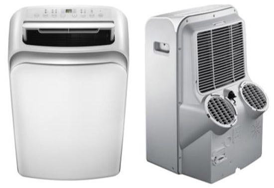 Ideal-Air Dual Hose Air Conditioner 12,000 BTU *DISCONTINUED* This item has been discontinued, Please try our selection of Air Conditioners for an alternative. Need help finding out how many BTU's of cooling power you need for your grow room? Use the Air Conditioner Cooling Calculator to know exactly what you need. High performance flexible dual hose design One hose is condenser intake and the other is condenser hot air discharge Auto restart function Digital control panel with remote control thermostat Removable filter Heavy duty compressor with 3-speed fan motor Slinger up, no bucket self evaporative condensation removal system Slinger up removal system helps to reduce the need for external drainage as condensate water is used in the cooling process Condensate water is expelled as a fine mist through the hot air exhaust hose Accessories included: 2 flexible duct hoses (5' each) 2-piece adjustable window insert 1 foam window insert seal and 4 duct & hose fittings Supply voltage: 115 Volt - 60 Hz Power: 11.8 Amps - 1355 Watts. **It is not advised to extend ducting hoses on the back of the unit. Doing so will void all warranty. WARNING: All Ideal-Air Air Conditioners need surge protection and a dedicated power circuit that services only the A/C unit. In the event of a power failure, a spike in voltage may occur when the power is reinstated. This can damage the circuit board which is not covered under the warranty.