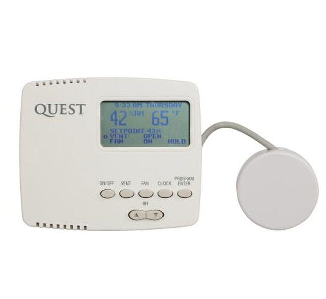 Photograph of Quest DEH 3000R Wall Mounted Humistat