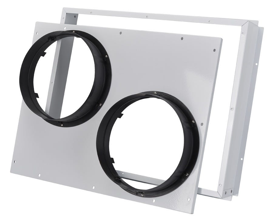 Photograph of Quest 506 Exhaust Duct Kit