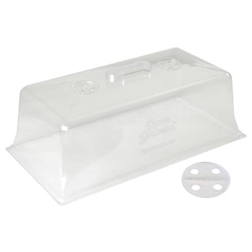 Photograph of Super Sprouter Standard Vented Humidity Dome 7 in