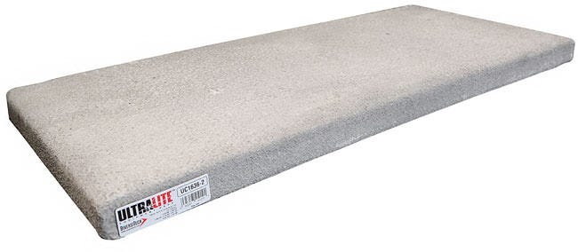 UltraLite Equipment Pad 16 x 36 (Foam & Cement) for Mini Split Systems