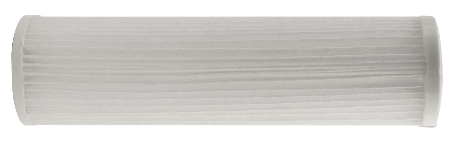 Photograph of Ideal H2O Premium Pleated Sediment Filter 2 in x 10 in *DISCONTINUED*