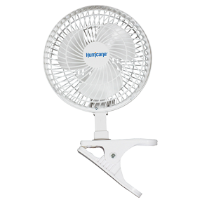 Photograph of Hurricane 6 inch Clip Fan - Classic Series