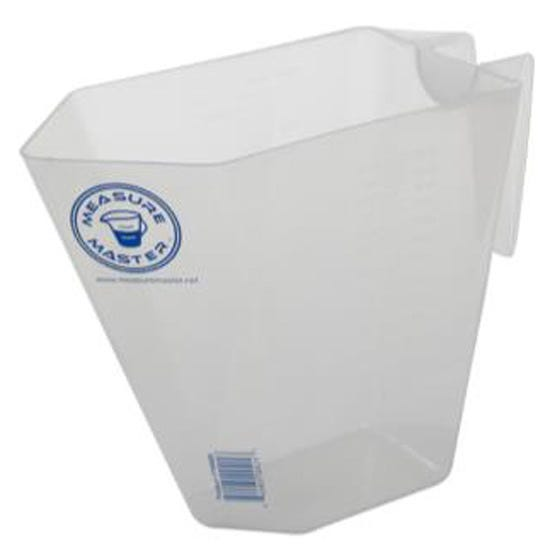 Measure Master Graduated Rectangle Container 64 oz/2000 ml