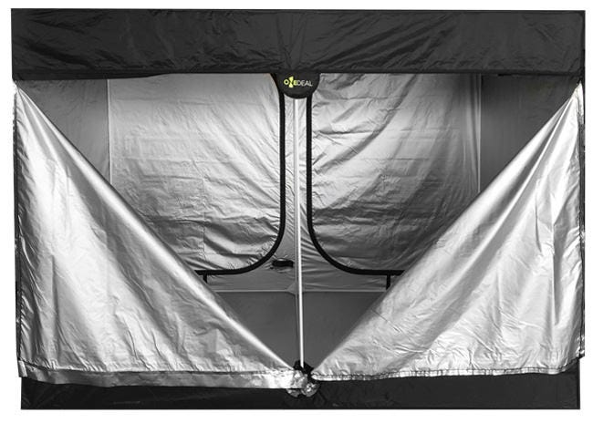 OneDeal Grow Tent 10 x 10 x 6 5 ft 148x36x20cm