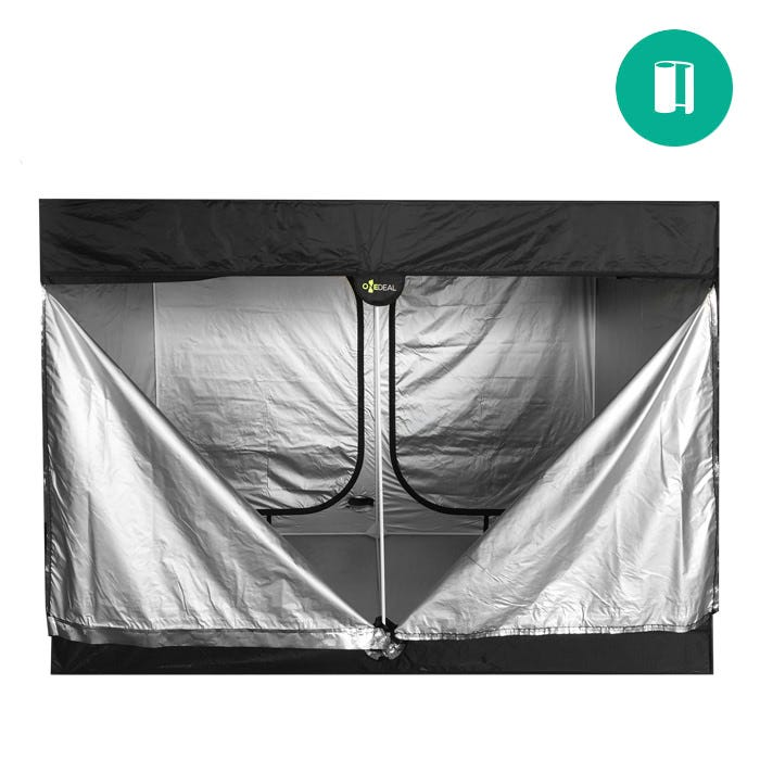 OneDeal Grow Tent 10 x 5 x 6 5 ft 105x36x20cm
