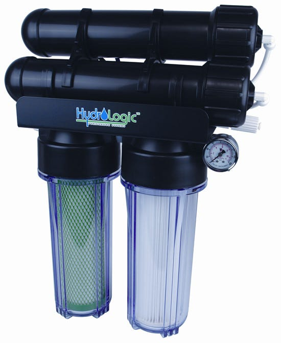Hydro-Logic Stealth Reverse Osmosis 200 GPD DISCONTINUED
