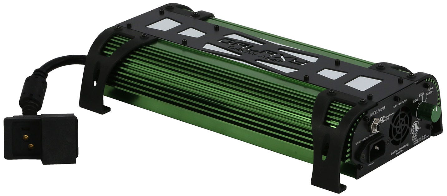Galaxy Grow Amp Select A Watt Turbo Charge 600w 120 240v Direct Dayton Audio 150w Power Amplifier From Growers House