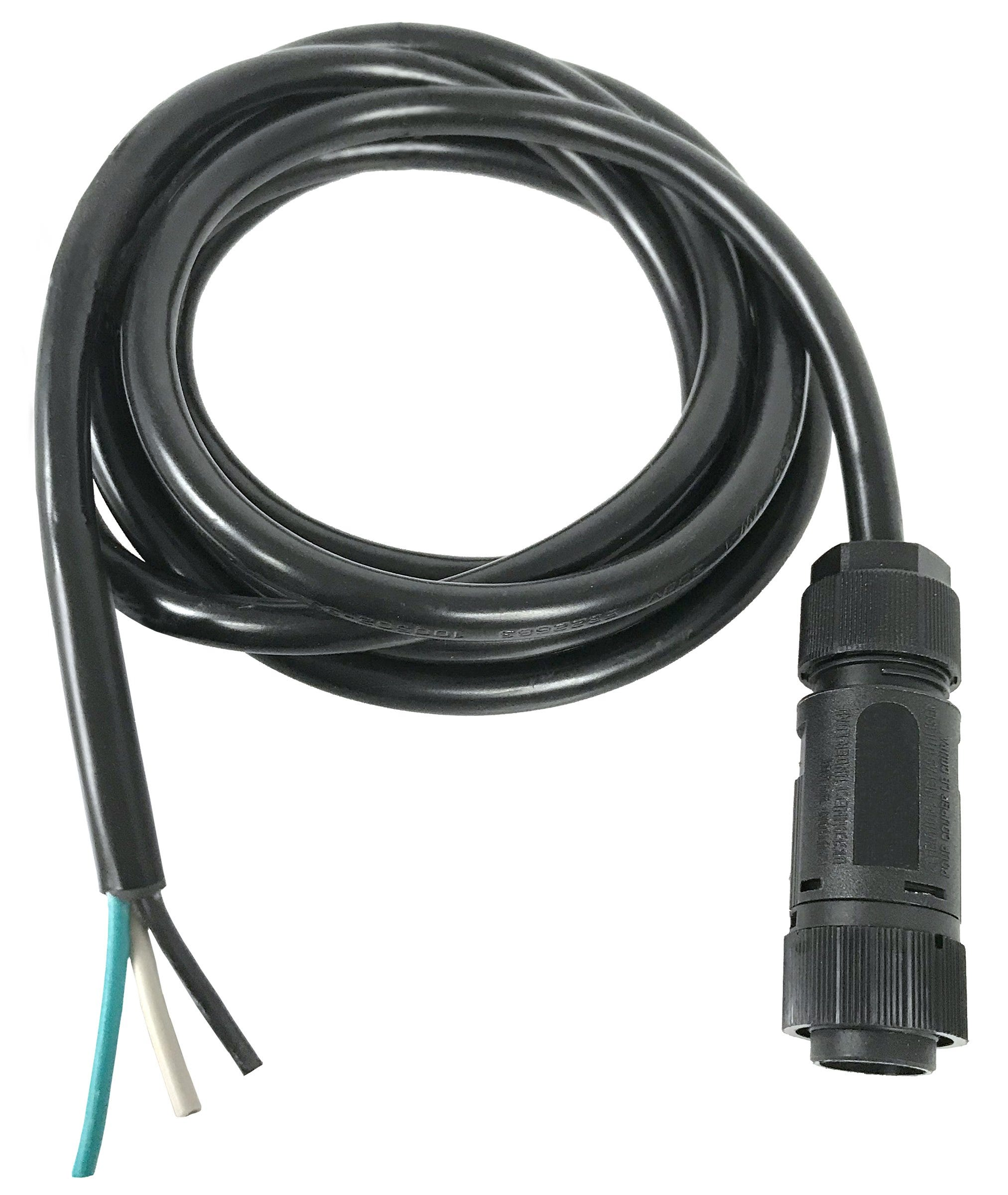 Photograph of Gavita 8 ft Power Cord 277 Volt for Gavita LED