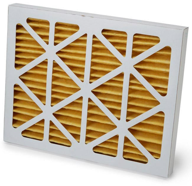 Photograph of Quest Air Filter for Quest Dual Overhead Dehumidifiers 105, 155, 205, 215 and PD 4000