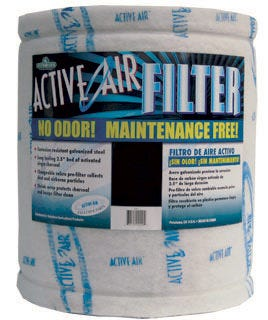 Active Air 20 inchx16 inch Carbon Filter - No Flange