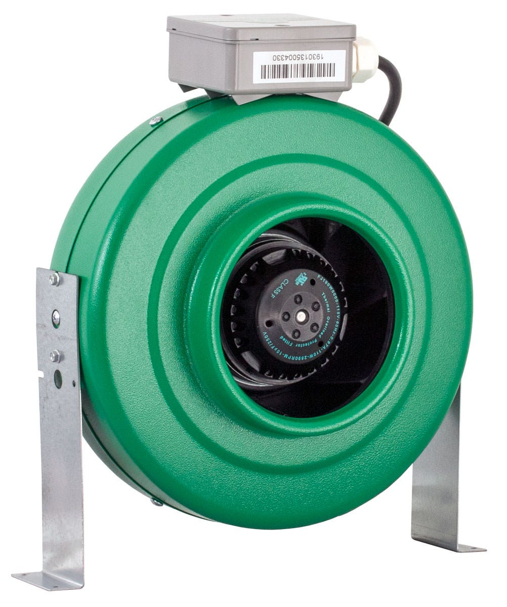 Photograph of Active Air 6 inch In-Line Fan 400 CFM
