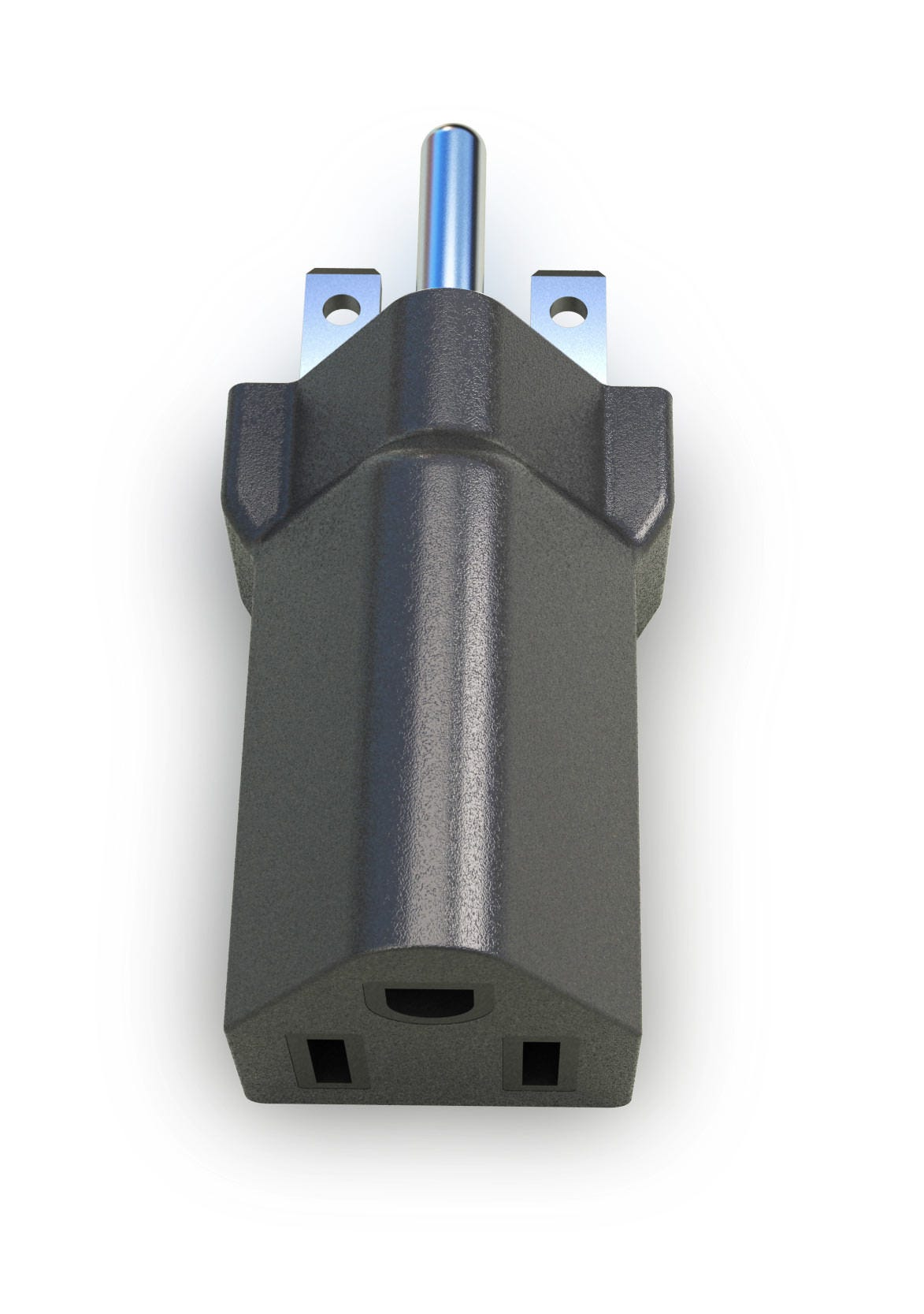 Photograph of Plug Converter 110/120v to 220/240v Adapter