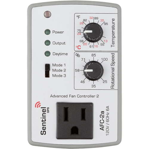 Sentinel Advanced Fan Controller AFC-2a (Protection) (Wall Mount)