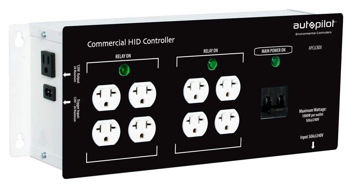 Autopilot Commercial 8 Light Controller