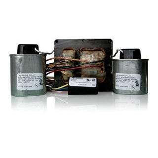 Ballast Kit HPS/MH 400W MV Conversion Ballast Kit Sodium/Halide 400 W Multi-Volt Convertible We offer premium quality North American made ballast components. All parts are UL recognized. Ballasts include welded-on brackets for easy replacement mounting. All units 175 watts and above are multi-volt capable. Replacement Ballast Kits - Halide, Sodium or Halide/Sodium Convertibles are available in a variety of wattages, brands and types. Be sure to review item number and descriptions carefully before ordering. If we can help you select the proper item, please don't hesitate to contact your Hydrofarm sales representative. Photos shown may not be actual product, brand may vary, may be North American or imported brand.