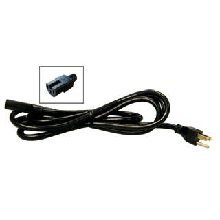 8' Notched Ballast Power Cord 14/3 120V 8' Notched Ballast Power Cord 14/3 120v 120v power supply cord for Powerhouse - Notched design matches 120v input. We offer a full range of power supply cords as well as adapters to switch from Hydrofarm ballasts to other brands of reflectors, or from Hydrofarm reflectors to other brands of ballasts. We also offer extension cords for your convenience, but keep in mind that some high intensity light systems may not work at long lamp cord lengths due to ignitor range restrictions. If you have any questions, please consult your sales representative.