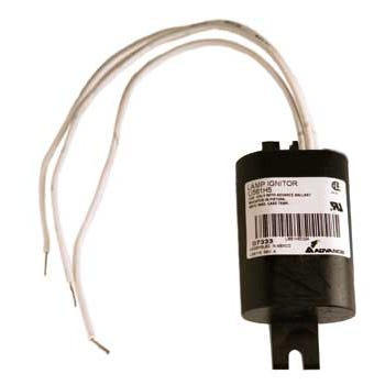 HPS Ignitor, 600W 600W Ignitor for Universal and Venture 600W transformers (PH57360) Replacement ignitors are available in a variety of wattages, brands and types. Be sure to review item number and descriptions carefully before ordering. If we can help you select the proper item, please don't hesitate to contact your Hydrofarm sales representative.