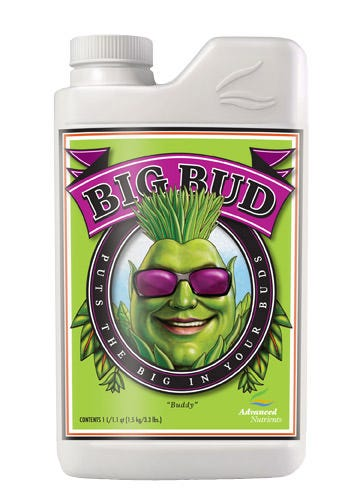 Advanced Nutrients - Big Bud Liquid - 10 L