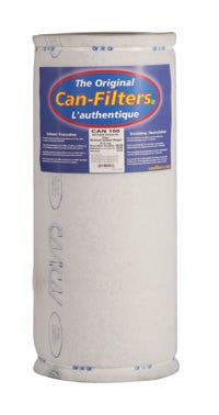 Can Filter 100 Carbon Filter w/ out Flange 840 CFM