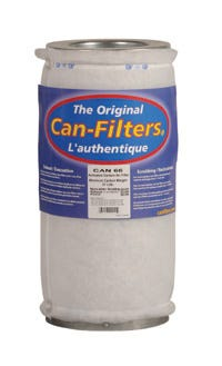 Can Filter 66 Carbon Filter w/ out Flange 412 CFM