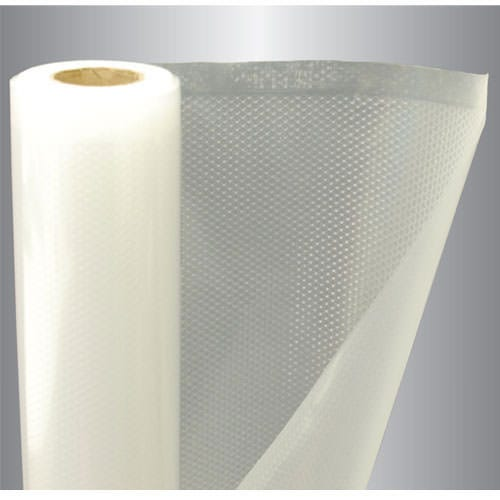 Vacuum Seal Bags - 11in. x 19.5ft. (All Clear) Keep food fresh up to 5 times longer! Seal in anything that fits! Convenient 11 inch bags Trime to exact size you need, no waste! Honeycomb vacuum power technology Thick & Strong for Ultimate Durability Locks Out Moisture and air, reduces freeser burn for maximum freshness Seal in Freshness and Flavor Reusable bags! Flexible, Safe, Convenient Contains no BPA (Bisphenol A) and is made from US FDA food safe materials. Place a small slit in the vacuum bag before heating cooked foods and before defrosting food in the microwave. Monitor vacuum bag during cooking on the stove. Make sure that the bag has at least one inch of water surrounding it so that the vacuum bag is not in direct contact with the bottom or sides of the pot. Follow US food safety guidelines. Do not reuse the vacuum bag after use with raw meats, greasy foods or seafood. Do not reuse vacuum bags after microwaving, steaming, or boiling. Do not use the vacuum bags in an oven or broiler.