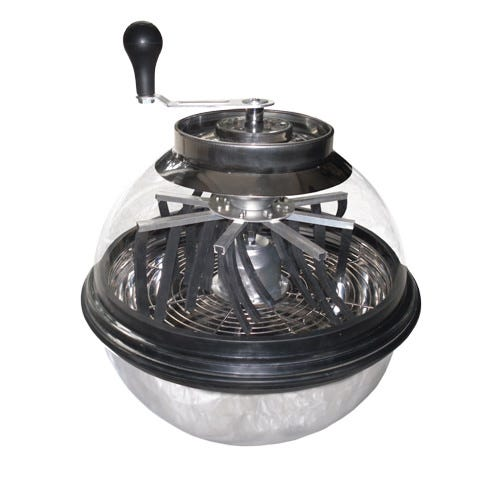 Clear Top Bowl Leaf Trimmer 16inch