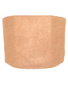 Common Culture Round Fabric Pots - Tan