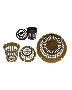 GH Net Cups Brown -- 6 inch (50 pack)