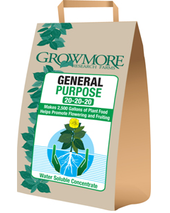 Grow More Water Soluble General Purpose 20-20-20
