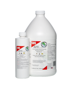 SNS 203 Concentrated Natural Pesticide Soil Drench and Foliage Spray
