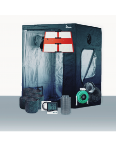 5' x 5' Grow Room 550W HLG 3KR LED Coco Complete Grow Tent Package