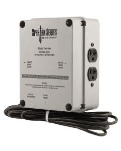 Titan Controls - Spartan Series - 4 Light Controller 240 Volt