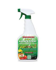 Organocide Organic Insecticide - RTU Spray Bottle - 24 oz